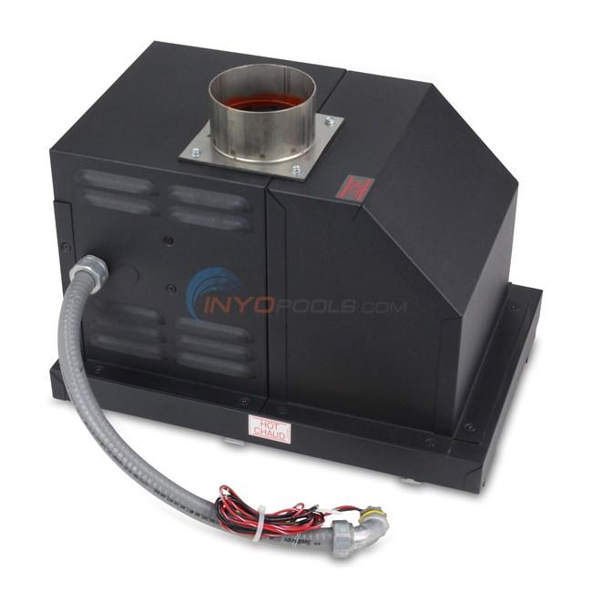 Raypak D-2 Power Vent IID Models 206A-267A 240V - 009832
