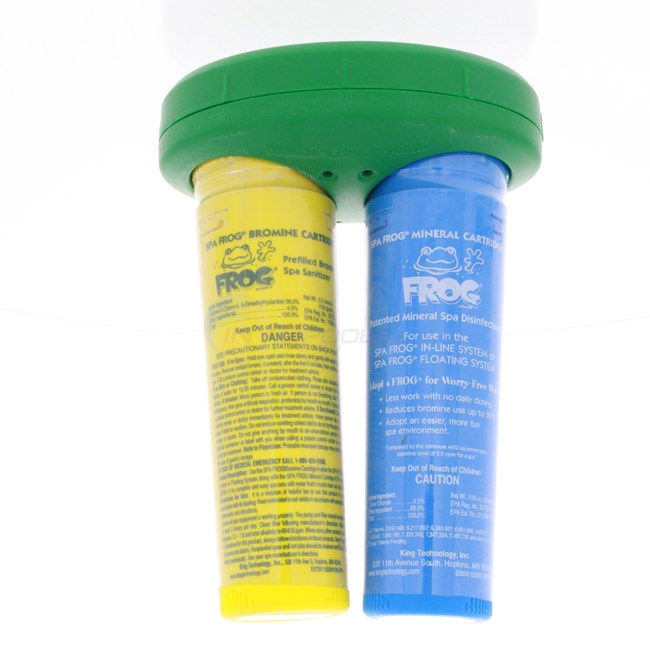 King Technology Spa Frog Floating System (granular bromine) - 01-14-3862