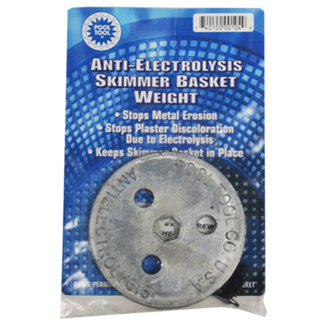 Pool Tool Company Anti-electrolysis Weight - 104A