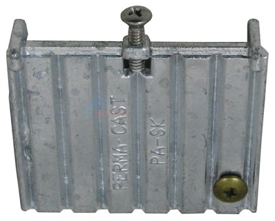 Perma-Cast Skimmer Weight/utility Anode (tn-sk)