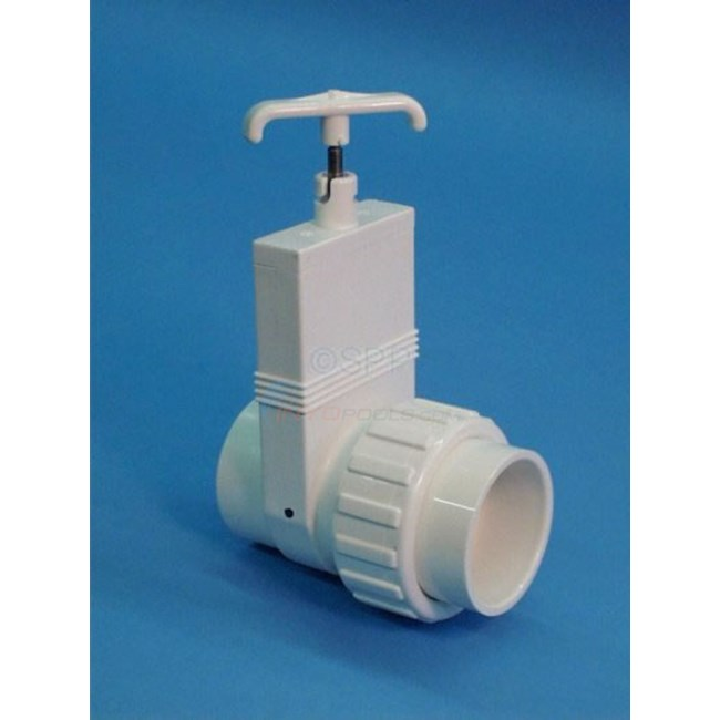 "Slide Valve, 2"" SxS Union, Magic - 0516-20"