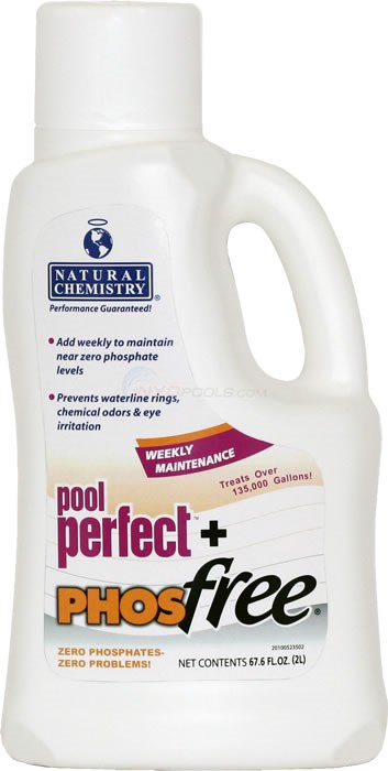Natural Chemistry Pool Perfect PhosFree 2 Liter - 05235