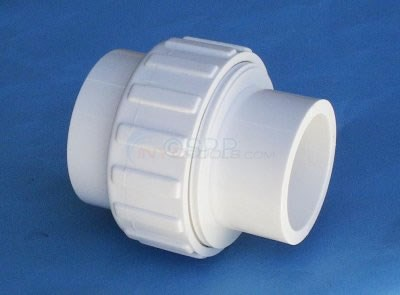 "Magic Plastics Union Assy, 2""S x 1.5""-2""Spg, Magic - 0650-18"