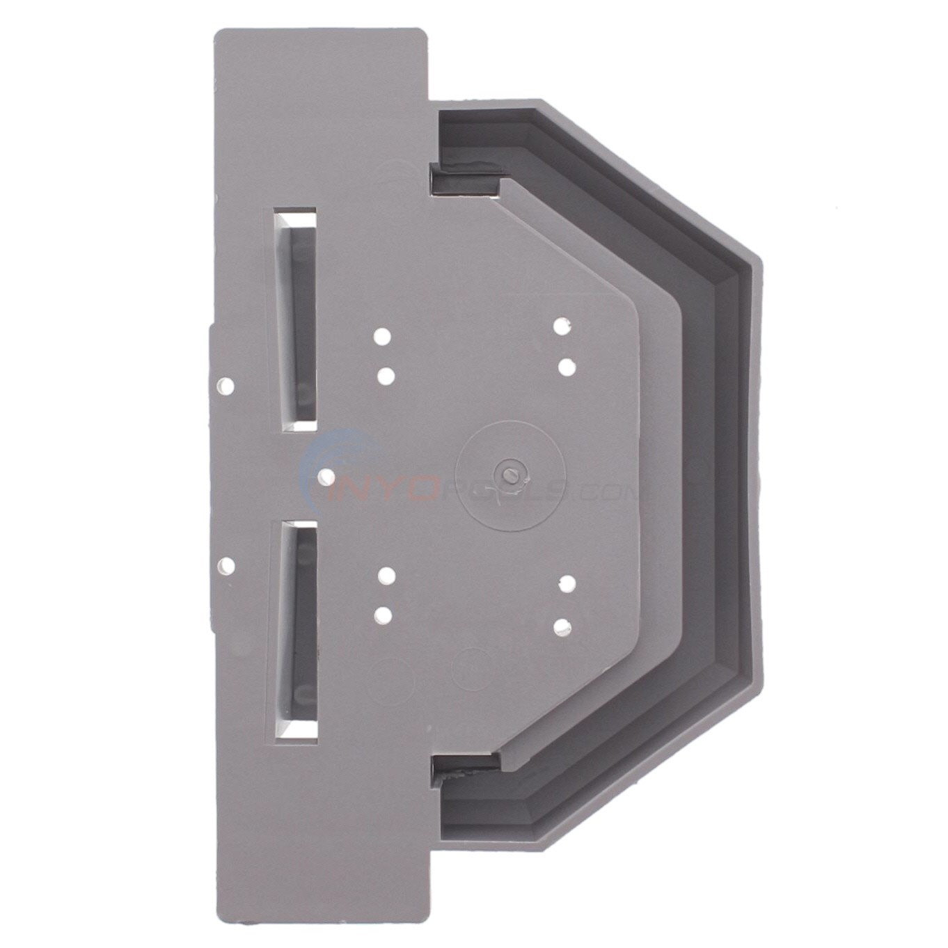 Wilbar Top and Bottom Plate - Resin (Single) - 1040033F00