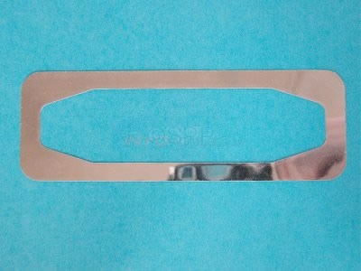 Panel Underlay, Silver, For 10528 - 10527