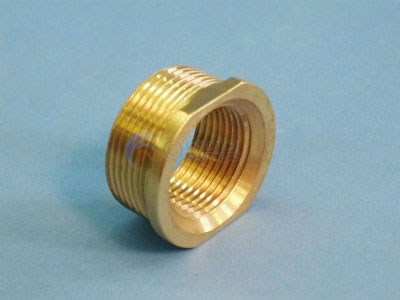 "Adapter Bushing, 1-1/4""MPT x 1""FPT - 1125BUSH"