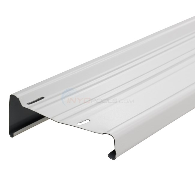 "Wilbar Top Rail 8"" ALI PEARL TXT 51-15/16""(Single)-Out of Stock for 2019 - 12757"