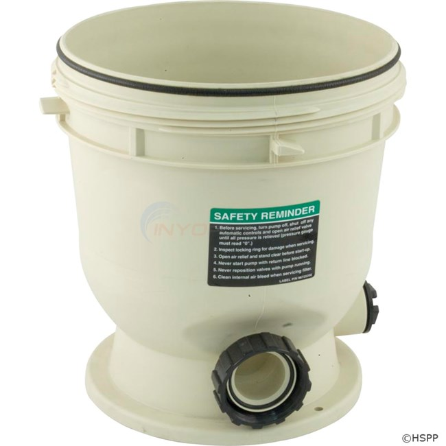 Pentair Bottom, 50 Sq Ft Filter Almond Aft. 1198 (178562)