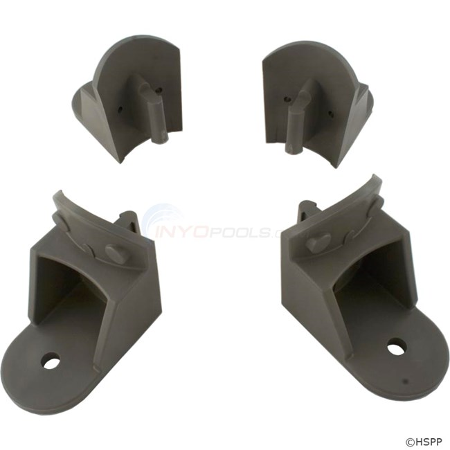 Anchor Brackets, Set Of 4 (r0465500)