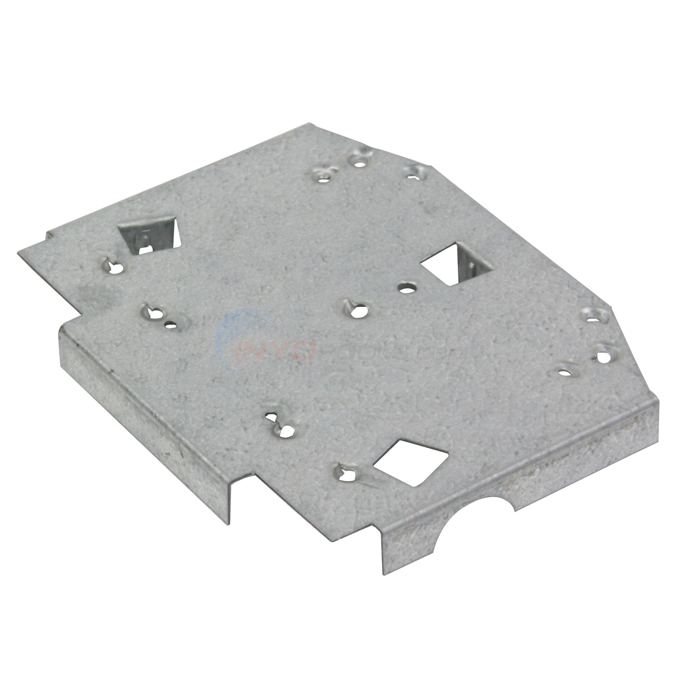 "Wilbar Top Plate 6"" Half Moon SOL/SOL II/EQU (Single) - 14693"