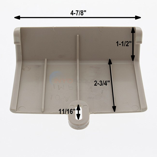 Wilbar Top Cap Lower For Imperial (Single) NO LONGER AVAILABLE!! - 1490519