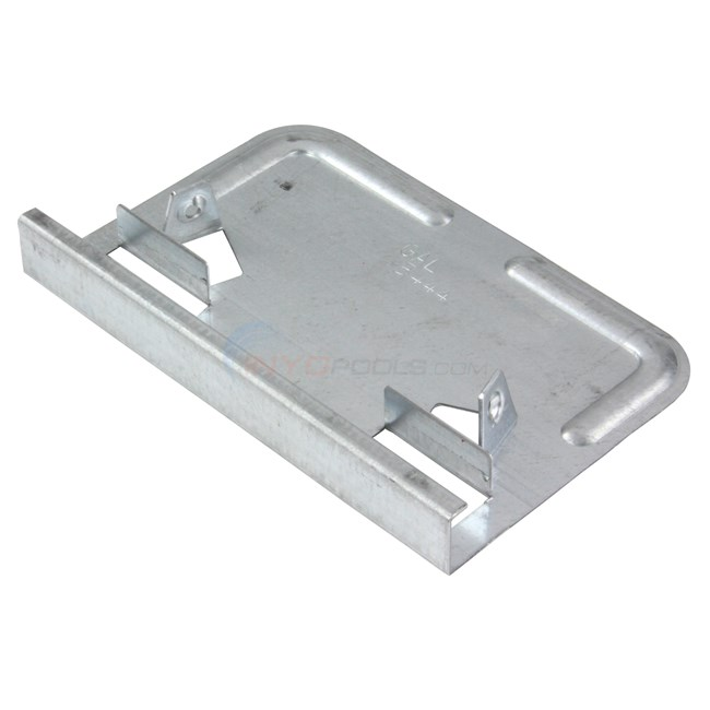 "Wilbar Bottom Plate 5"" Steel (Summerfield, Eclipse) - 15444"