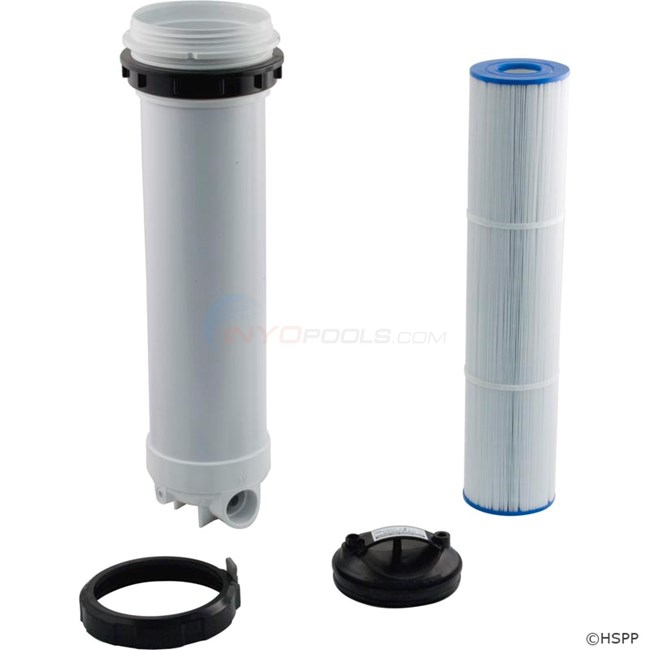 Waterway Filter, Ag 75 Sq Ft W/bypass Valve (500-7510)