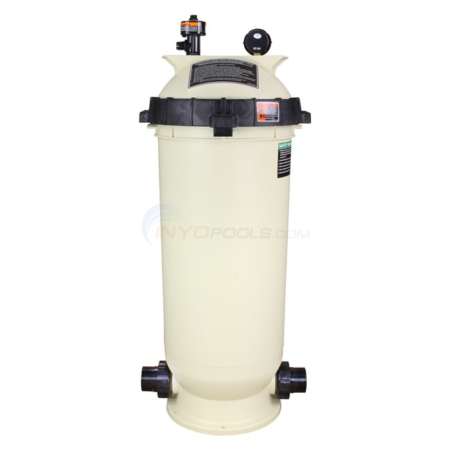 pentair clean & clear cartridge filter 100 sq/ft - 160316 ...