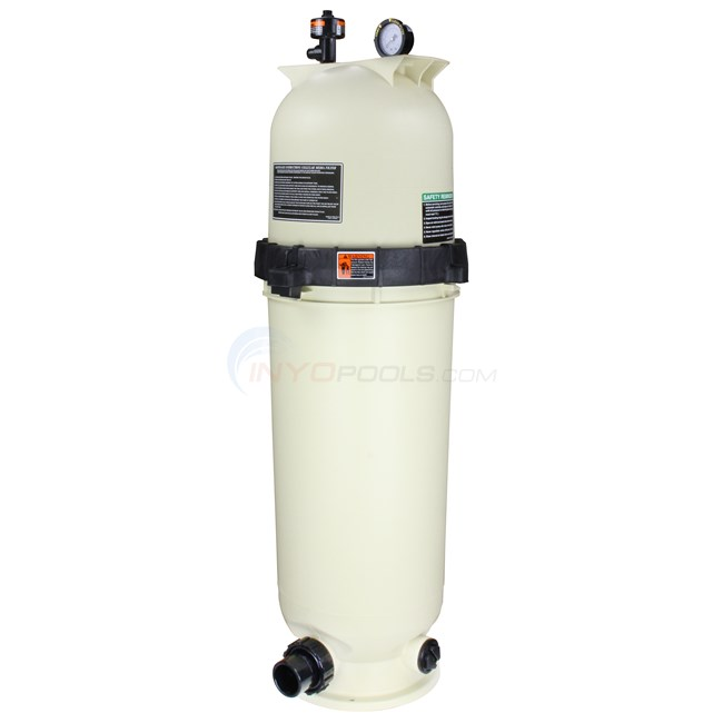 pentair clean & clear cartridge filter 200 sq/ft - 160318 ...
