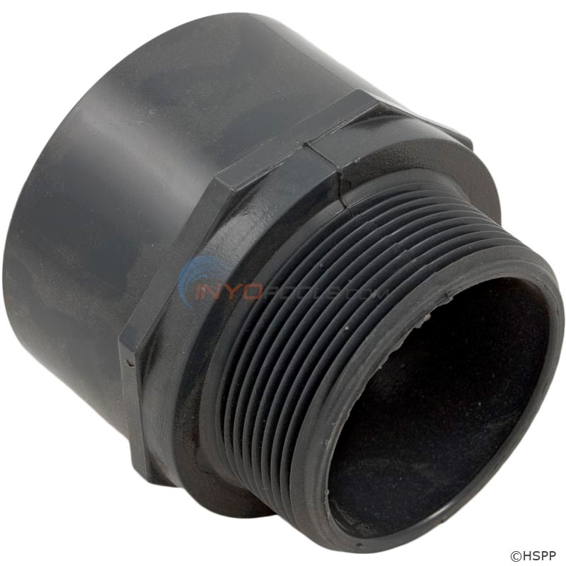 "SOCKET CONNECTOR, 2"" PVC (SET OF 2)"
