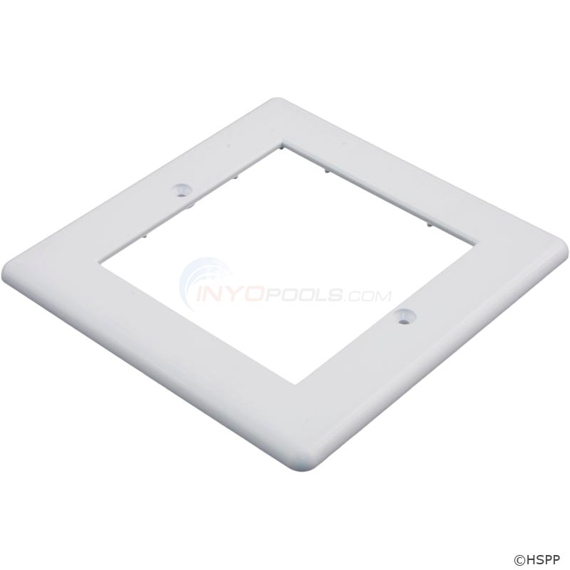 SAFETY FACEPLATE COVER (WHITE)