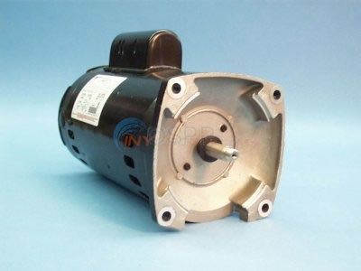 Motor, 1.0 HP, 240V, 2Sp., Sq Flng - 177067