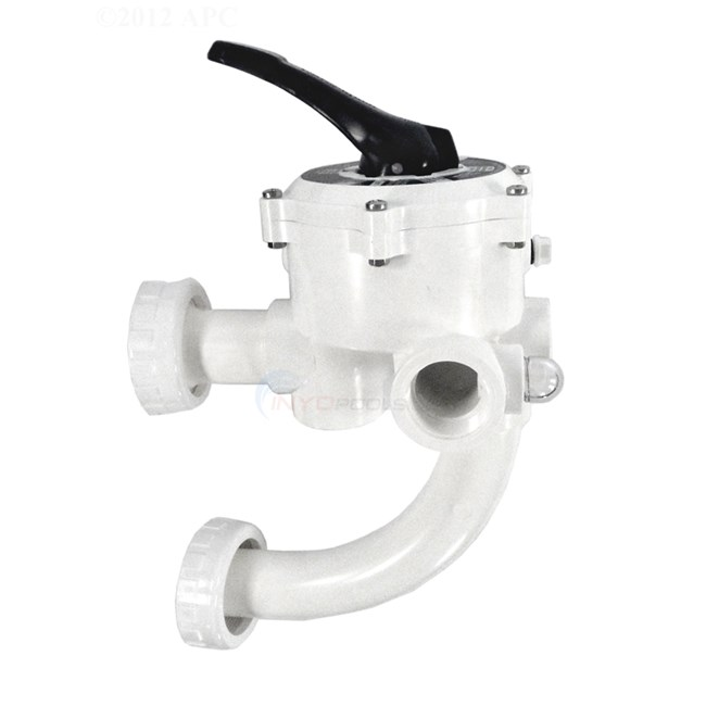 Sta-Rite Multiport Valve 1 1/2 Union Connection - 18202-0150
