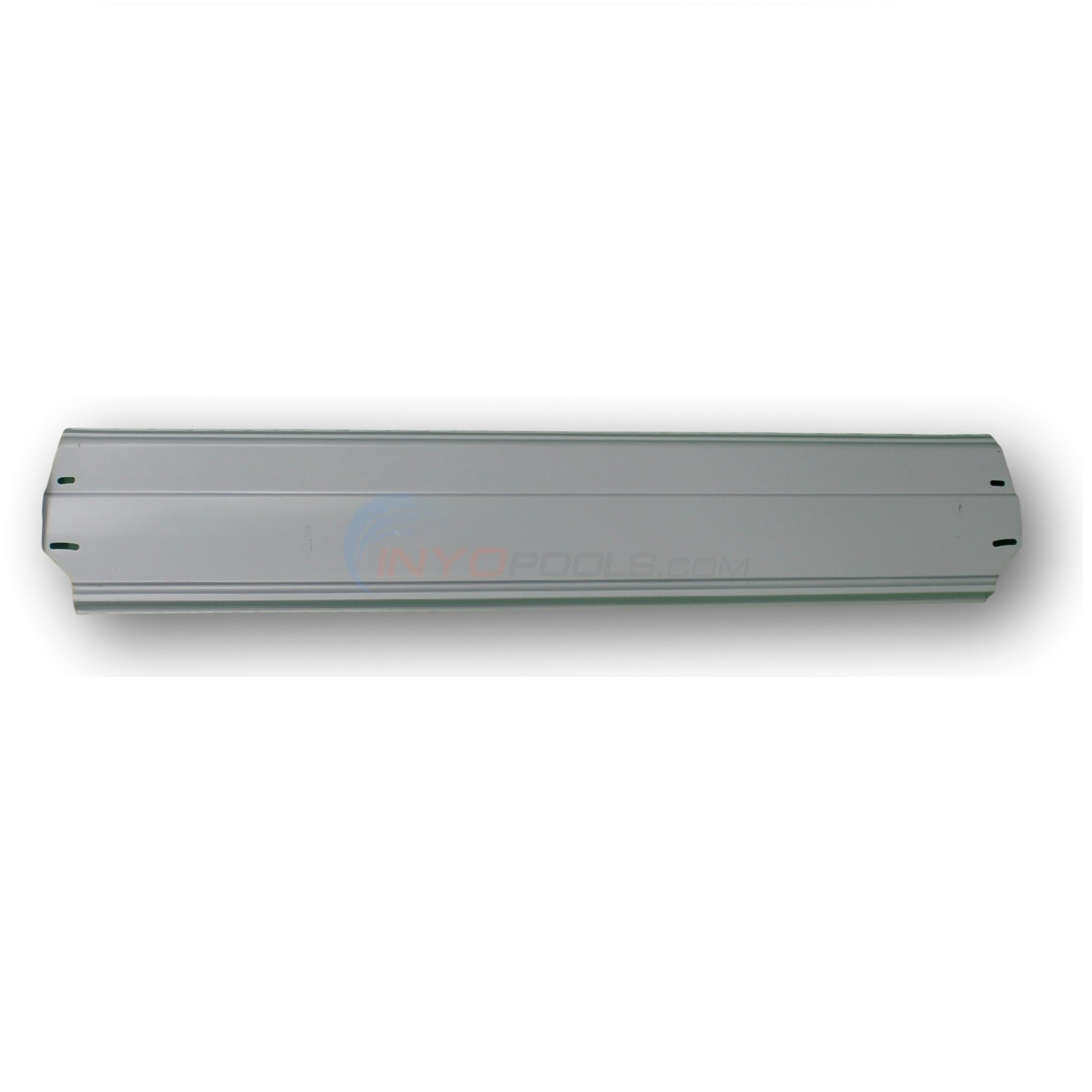 Top Rail Pewter Gray (Single)