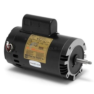 Hayward 2.5 HP Dual Speed Up Rate Replacement Motor - SPX1620Z2M