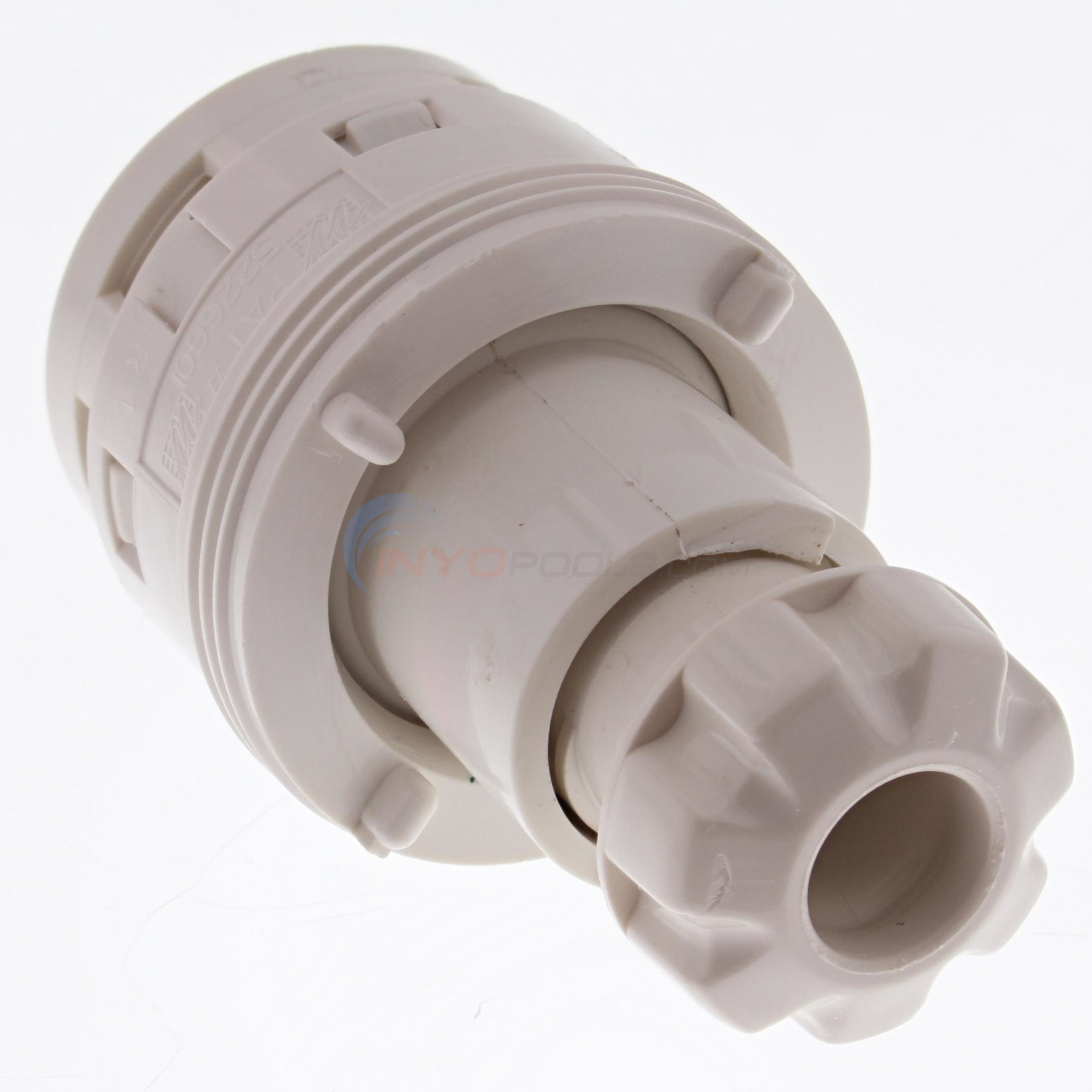Internal, White Adjustable Std Poly (210-6040B)