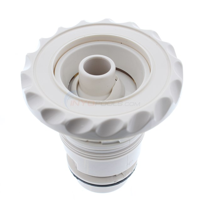 Waterway Poly Jet Internal - Adjustable Roto Scalloped White - 2106090
