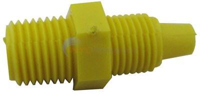 ADAPTER, DRAIN PLUG 1/4IN