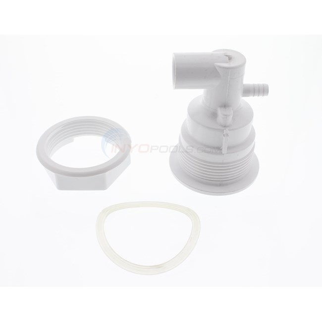 Jet Body 1/2 S by 3/8 barb Discontinued - 212-0420