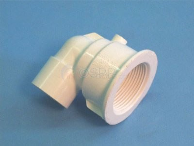 "No Air X 1/2"" Water Ell Body W/o Wall fitting - 222-0070"