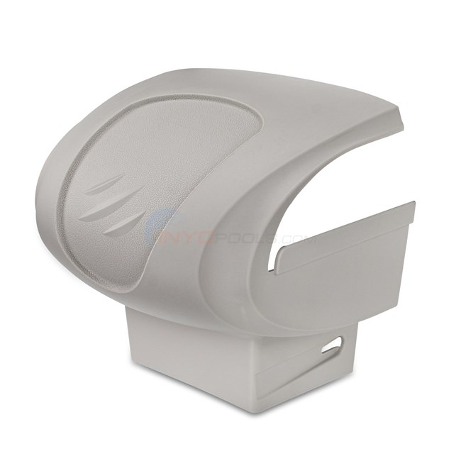 "Wilbar Top Cap Large Half Outer 7"" STRAIGHT SIDE (Single) LIMITED QUANTITY AVAILABLE!! - 22733"