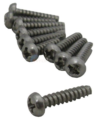 SCREW, TUBE HOUSING COVER (10)