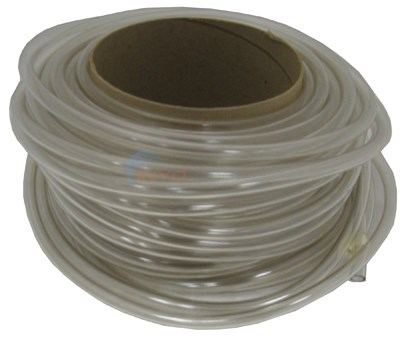 """VINYL TUBING 7/16"""" OD, 100FT ROLL"""