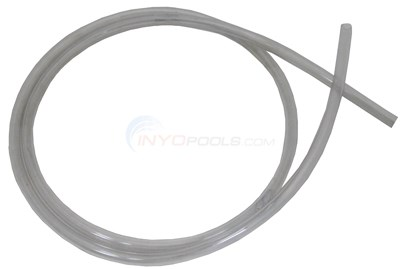 """VINYL TUBING 7/16"""" OD, 66IN.LENGTH"""