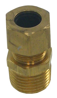 BRASS INJECTION FITTING ASSEMBLY