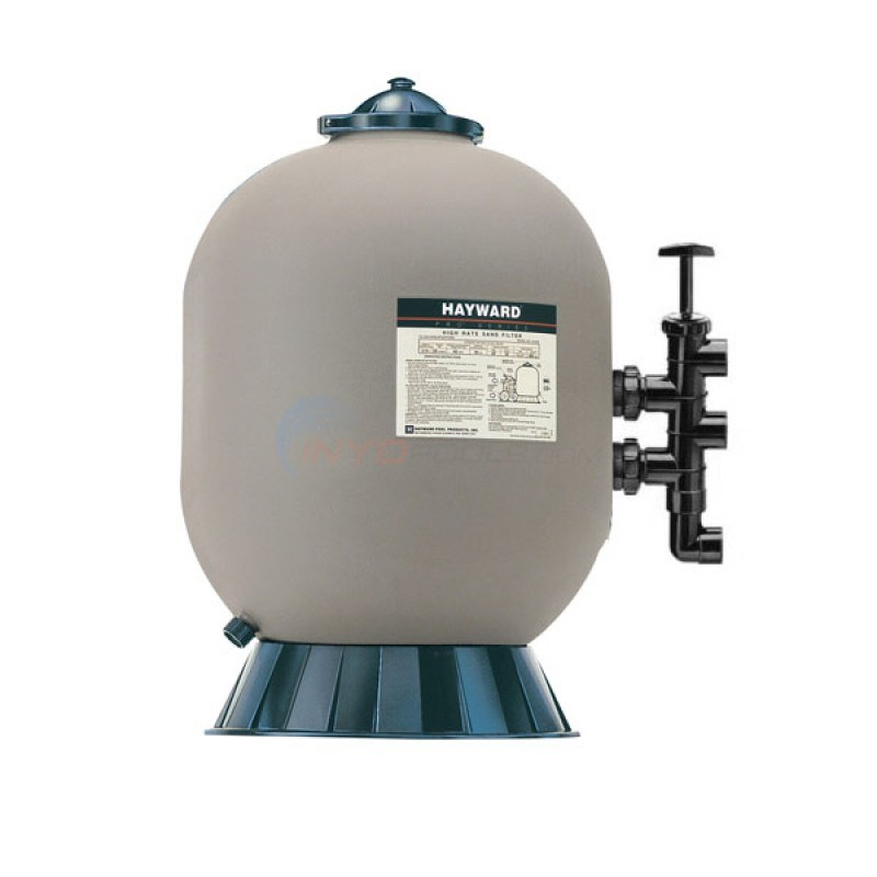 Hayward Side Mount Sand Filter With 2 Slide Valve - S244SV