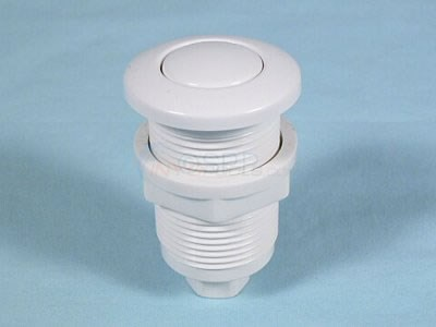 Air Button, Slim, # 15, White - 25083-000
