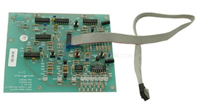 LM2 SERIES CONTROL PC BOARD, SALT