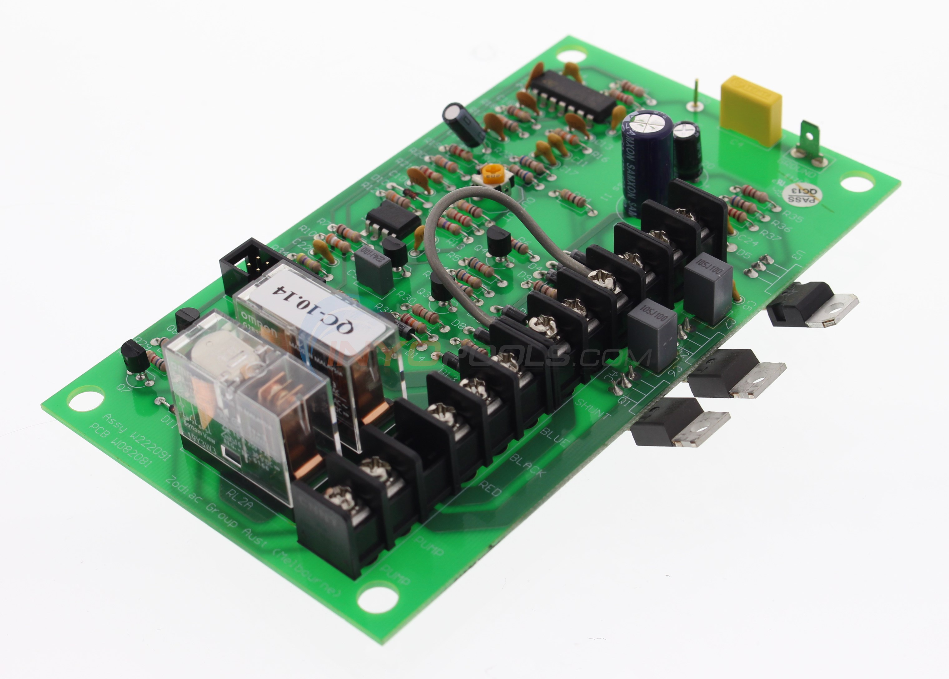 LM2 SERIES POWER PC BOARD