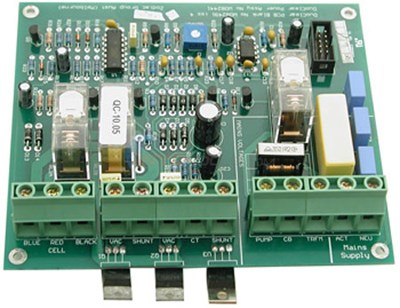 DUOCLEAR POWER PC BOARD