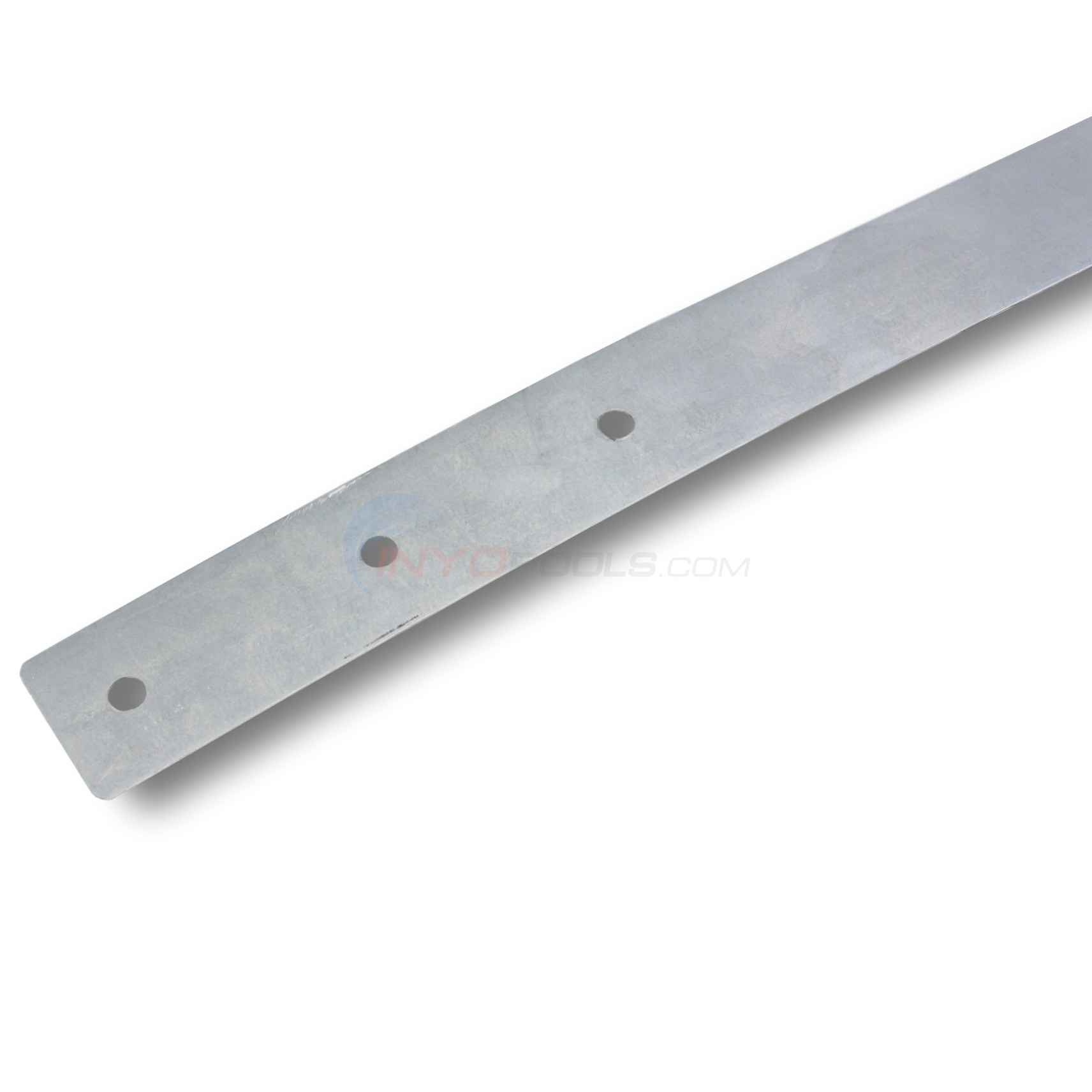 "Steel Strap Galvanized Braceless 26"" (Single)"