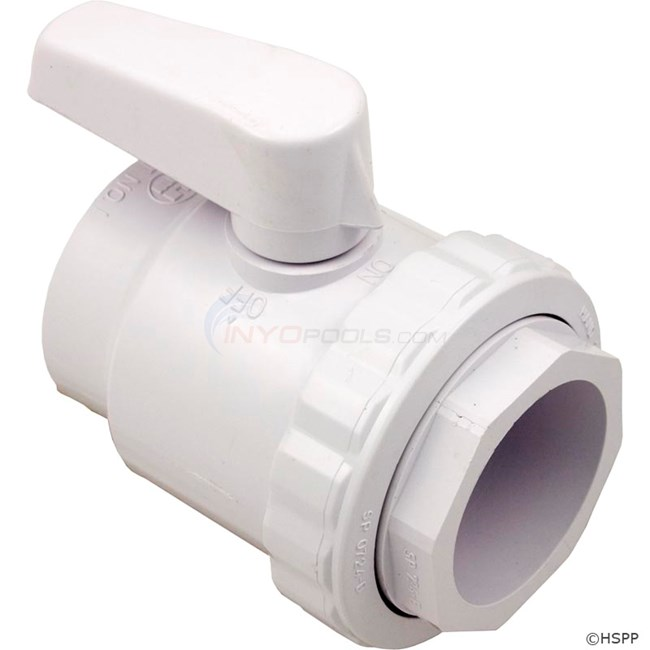 Hayward Pool Valve Plumbing : Hayward ball valve quot slip way wg sp s inyopools