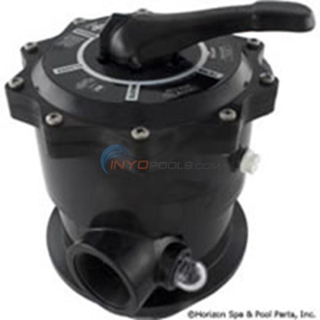Waterway multiport valve top mount sand quot fpt