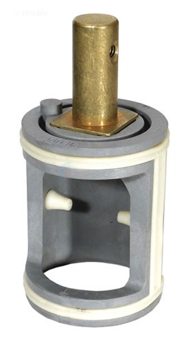 "DIVERTER 1.5"" BRASS With SEAL"