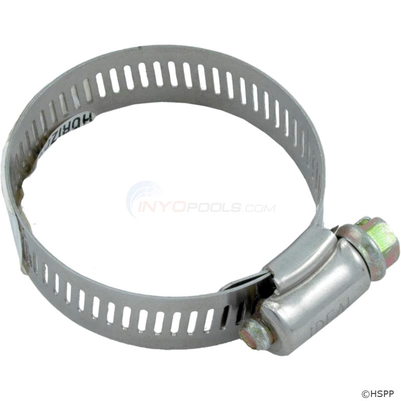 Hose Clamp 1-1/2 in. wire type, 4 req.