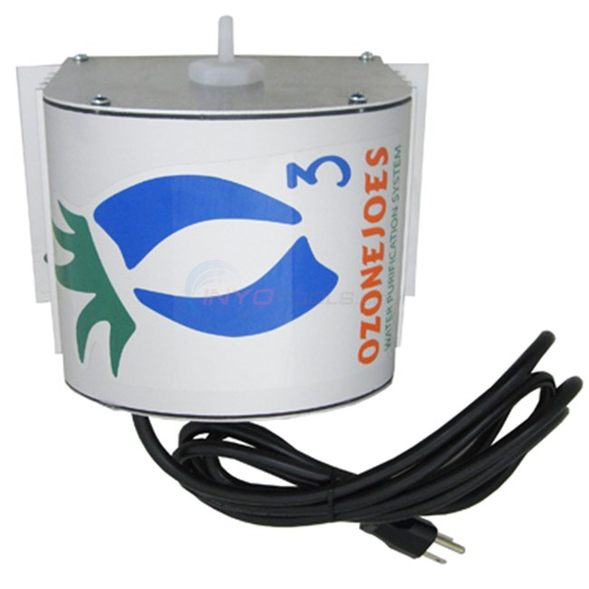 Ozone Joe's LLC Spa Ozonator For Up To 1,000 Gallons (oj-10s)