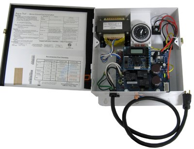 CONTROL UNIT, AQUA TROL - HP, STRAIGHT BLADE