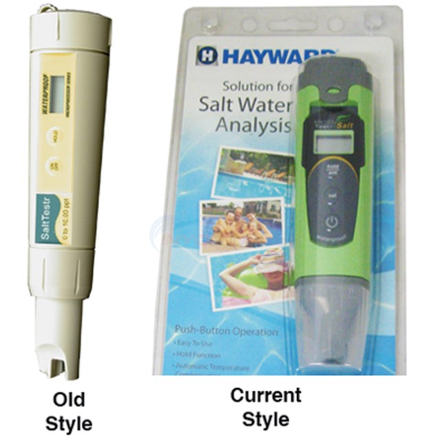 Hayward Salt Meter, Hand Held Digital - GLX-SALTMETER