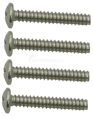 Screws, Set Of 4 For Mounting Gva-24