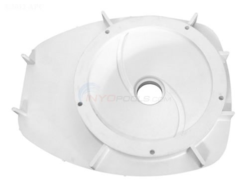 Speck Pumps Seal Housing Pp/talc Model 433 (2920816103)